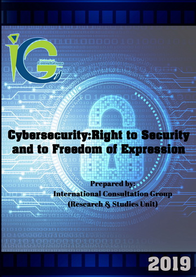 @Cybersecurity- Right to Security and to Freedom of Expression_