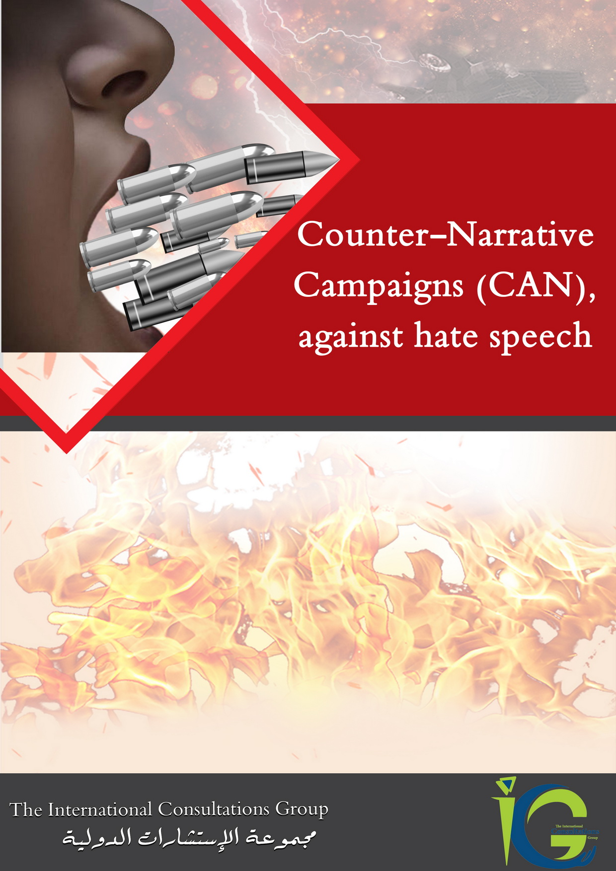 !Counter-Narrative Campaigns (CAN), against hate speech